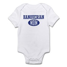 Hanoverian mom Infant Bodysuit