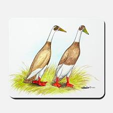 Runner Ducks Mousepad