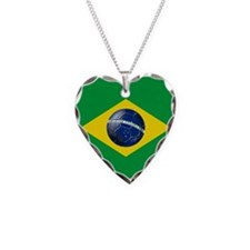 Brasileira de Futebol Necklace