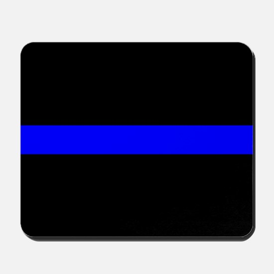 Thin Blue Line Mousepad