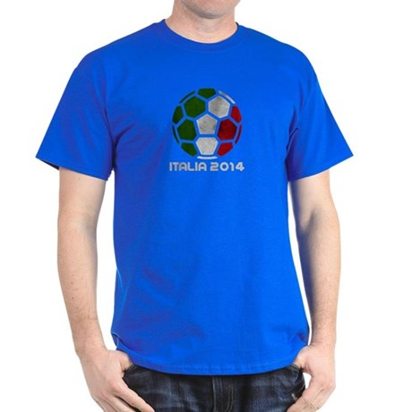Italy World Cup 2014 Dark T-Shirt