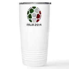 Italy World Cup 2014 Travel Mug