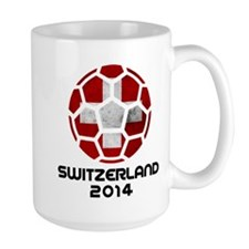 Switzerland World Cup 2014 Mug