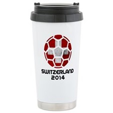 Switzerland World Cup 2 Travel Mug