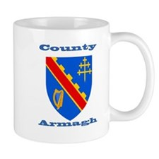 County Armagh COA Mugs