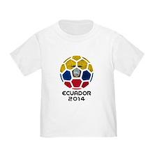 Ecuador World Cup 2014 T