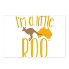 Im a little roo Joey Australian baby cute design P