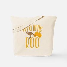 Im a little roo Joey Australian baby cute design T