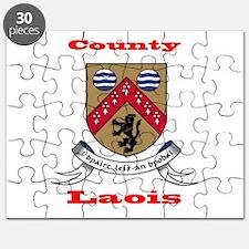 County Laois COA Puzzle