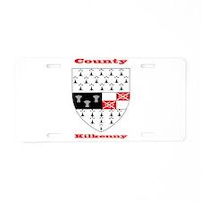County Kilkenny COA Aluminum License Plate