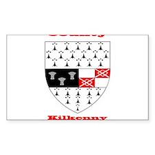 County Kilkenny COA Decal