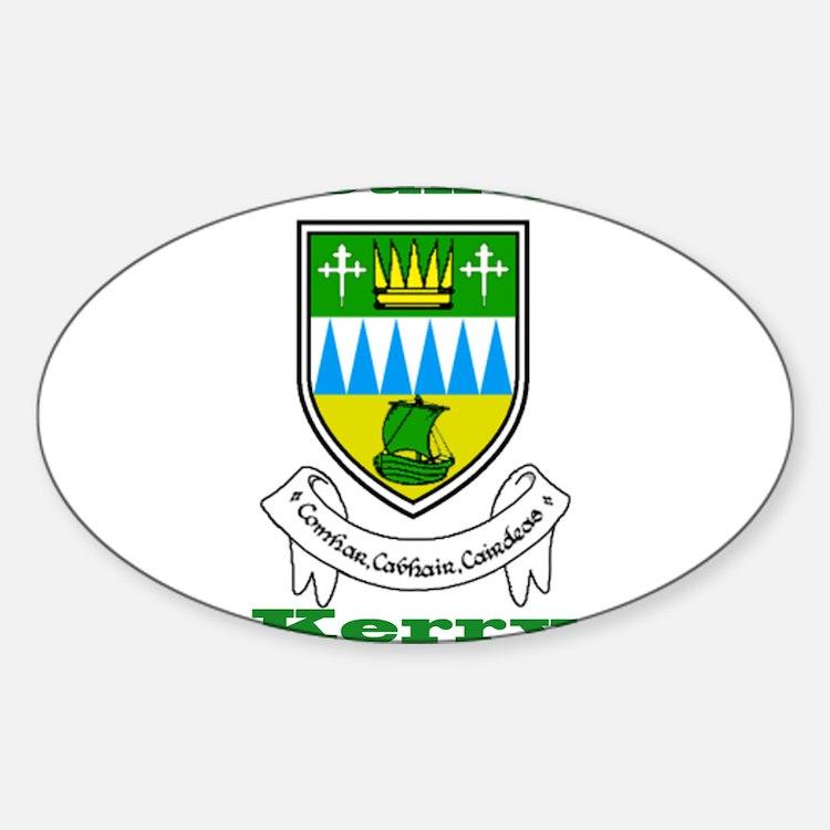 County Kerry COA Decal