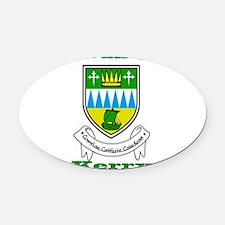 County Kerry COA Oval Car Magnet