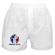 France World Cup 2014 Boxer Shorts
