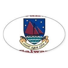 County Galway COA Decal