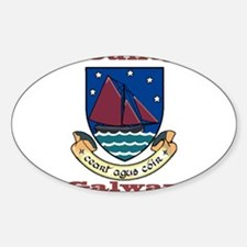County Galway COA Decal