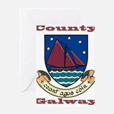 County Galway COA Greeting Cards