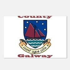 County Galway COA Postcards (Package of 8)