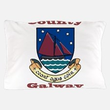 County Galway COA Pillow Case