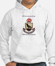 County Dublin Coat of Arms Hoodie