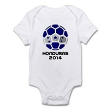 Honduras World Cup 2014 Infant Bodysuit