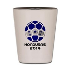 Honduras World Cup 2014 Shot Glass