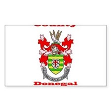 County Donegal COA Decal