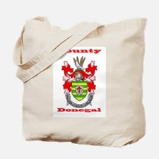 County Donegal COA Tote Bag