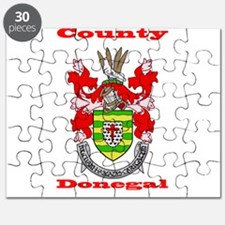 County Donegal COA Puzzle