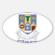 County Clare COA Decal