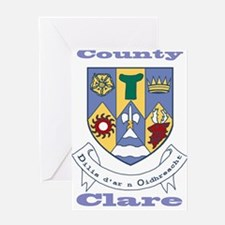 County Clare COA Greeting Cards