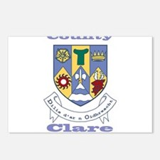 County Clare COA Postcards (Package of 8)