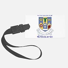County Clare COA Luggage Tag