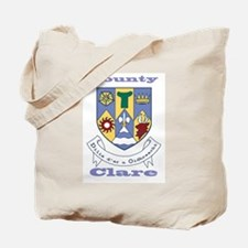 County Clare COA Tote Bag