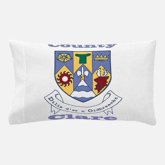 County Clare COA Pillow Case
