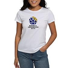 Bosnia-Herzegovina World Cup 2014 Tee