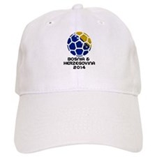 Bosnia-Herzegovina World Cup 2014 Baseball Cap