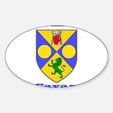 County Cavan COA Decal