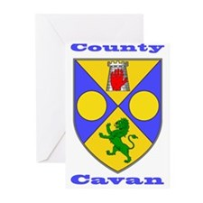 County Cavan COA Greeting Cards