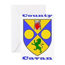 County Cavan COA Greeting Cards