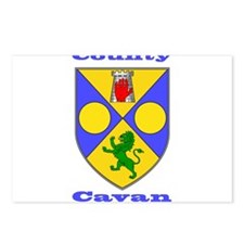 County Cavan COA Postcards (Package of 8)