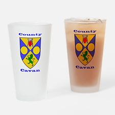 County Cavan COA Drinking Glass