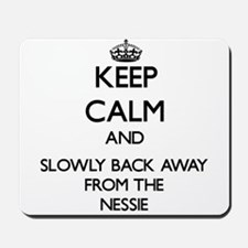 Keep calm and slowly back away from Nessie Mousepa