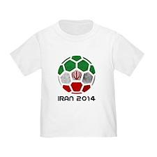 Iran World Cup 2014 T