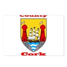 County Cork COA Postcards (Package of 8)