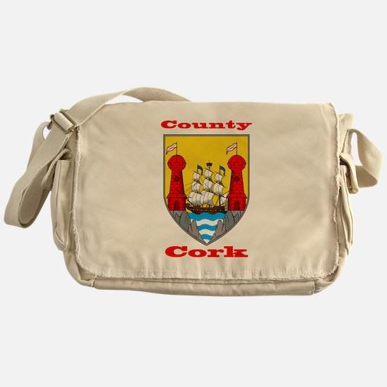 County Cork COA Messenger Bag