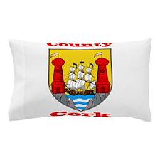 County Cork COA Pillow Case