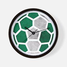 Nigeria World Cup 2014 Wall Clock