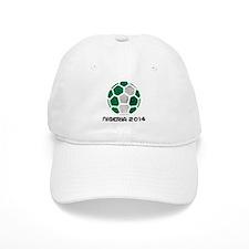 Nigeria World Cup 2014 Baseball Cap