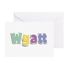 Wyatt Spring14 Greeting Card
